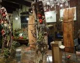 Workshop metalen frame, herfstdecoratie
