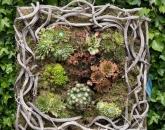 wanddecoratie/tuinkussen