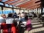 Bezoek aan Panorama Walcheren met onze schildergroepen.
